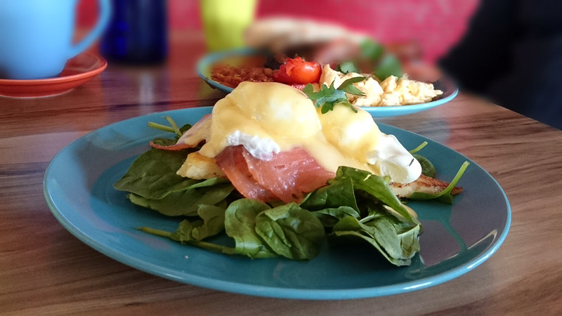 The Sandbar Scarborough Beach Brunch Review