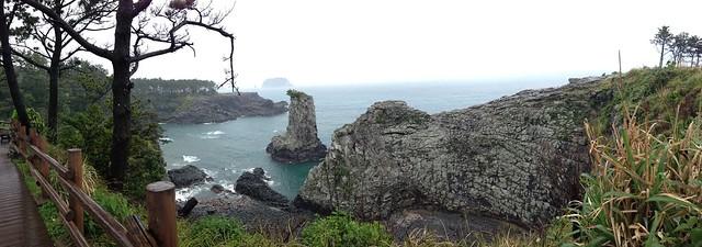 Oedolgae Rock panoramic 2