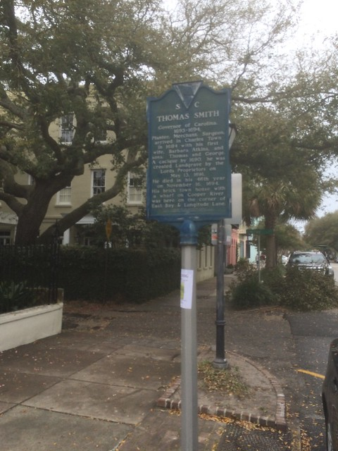 South Carolina Historical Marker #10-03
