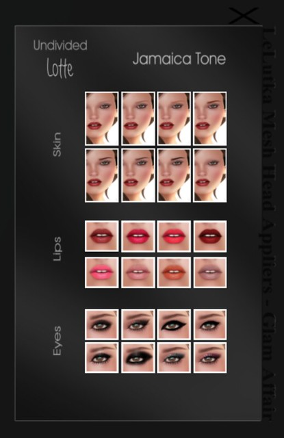 Lotte Appliers Glam Affair