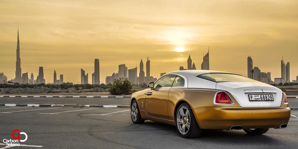 صور الرولز رويس ورذ 2015 Rolls-Royce Wraith