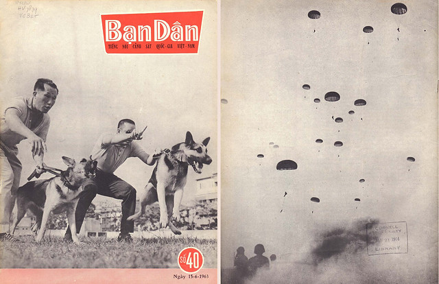 Tạp chí Bạn Dân - số 40 (Ngày 15-6-1963)
