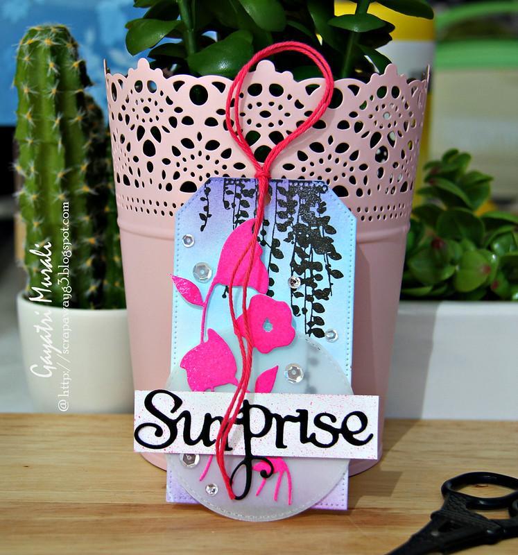 Surprise tag