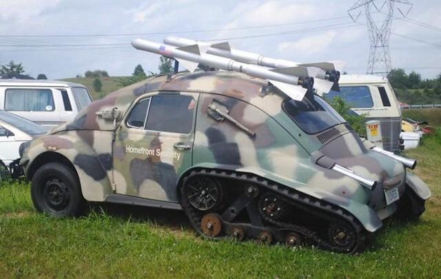 Bug-Tank