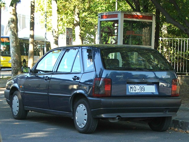 Fiat Tipo 1.7 D - 1993
