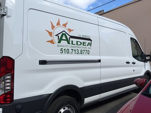 Van/Auto graphics