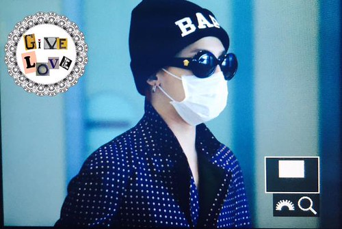 G-Dragon Arrival Seoul from Paris 2015-07-09 033