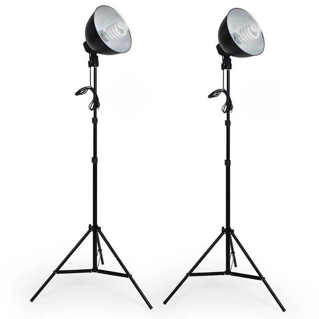 Iluminacion para youtuber low cost