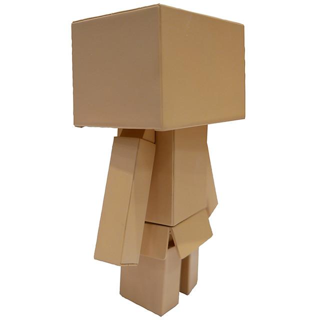 以平價享受高品質的阿楞! 《四葉妹妹》Sofubi Toy Box002  阿楞