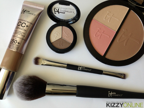Today's Special Value on QVC: it Cosmetics CC+ Your Way To Radiant