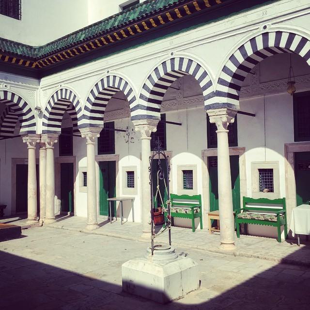 Old madrasa