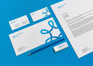 Corporate identity Hong Phuc