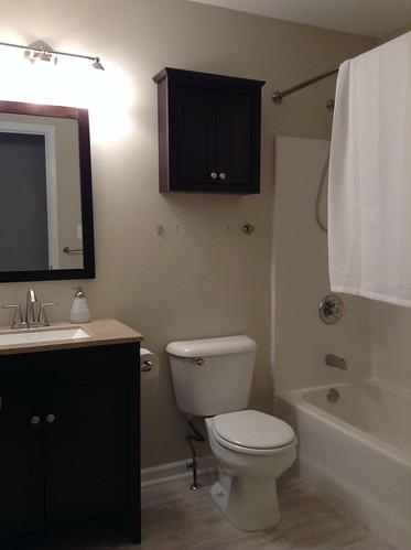 Hall Bathroom *After*