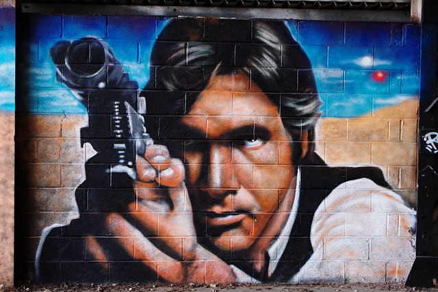 Han Solo, Sheffield