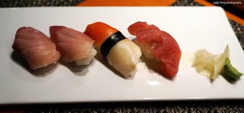 Sushi at Bistro Sakana