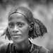 Ethiopie du nord: femme du Tigré. by claude gourlay