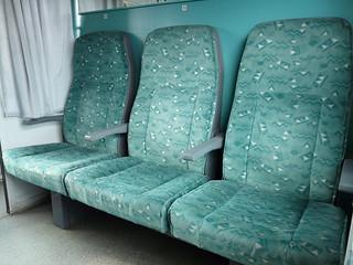 Hrvatske željeznice - Bl car 2nd class (12.07.2008)   (1)
