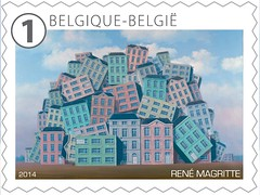 15 MAGRITTE timbre J