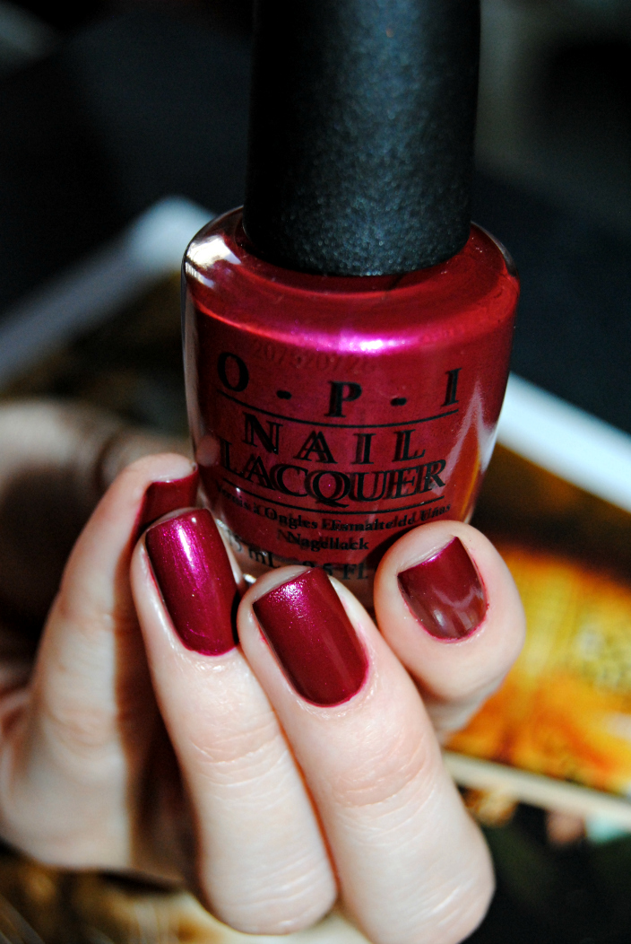 OPI Nailpolish Review (3)
