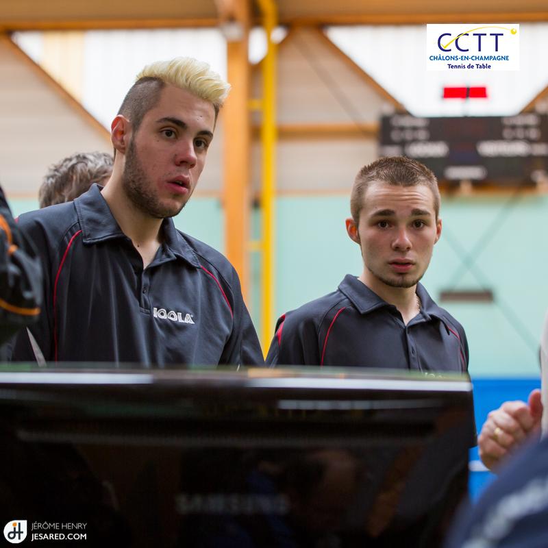 Tournoi de CCTT 2015