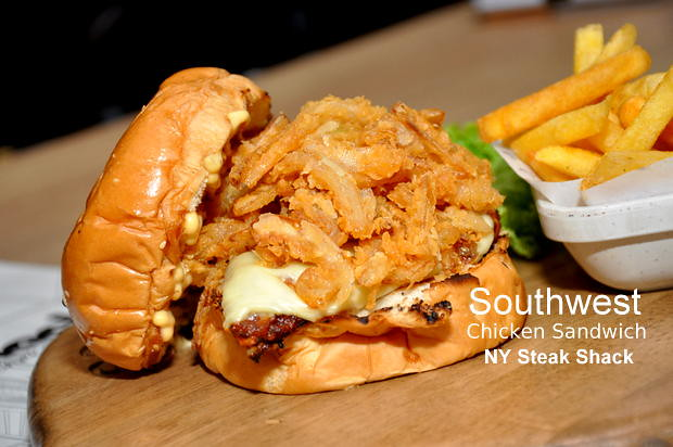 NY Steak Shack Sunway Pyramid 10