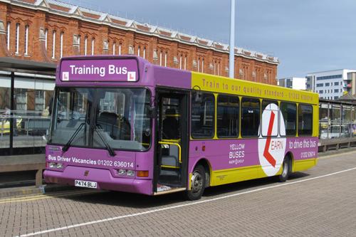 Yellow Buses 474