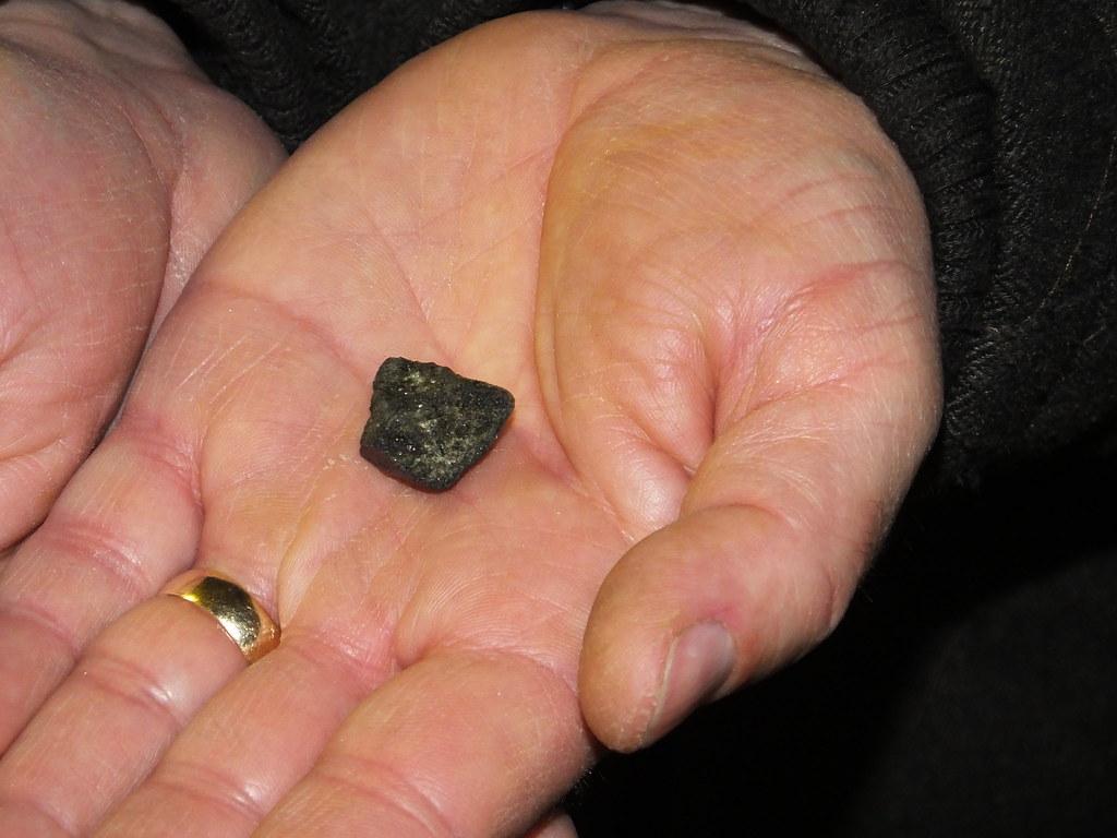 Nakhla Martian Meteorite