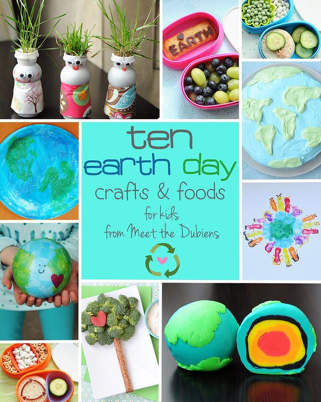earthdaycraftsandfoods