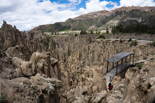 Εικόνα από Valle de La Luna. lapaz bolivie departamentoautónomodelapaz
