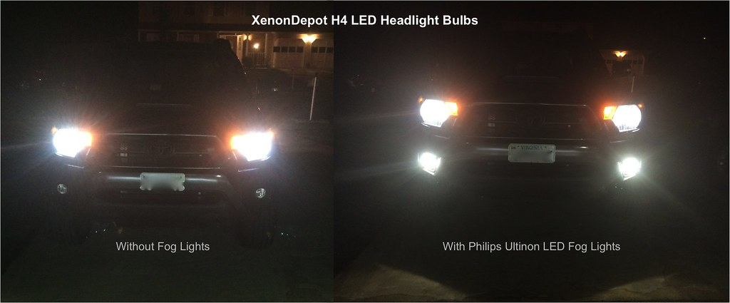 Xenondepot S Led Headlight Bulbs Tundratalk Net Toyota