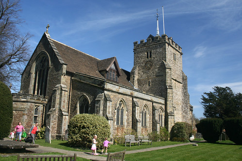 Warnham Church