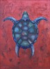 Title: Tortuga - Artist: Yara Pirk - Medium: oil on canvas