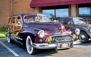 1948 Buick, Model 59 Super Estate Wagon