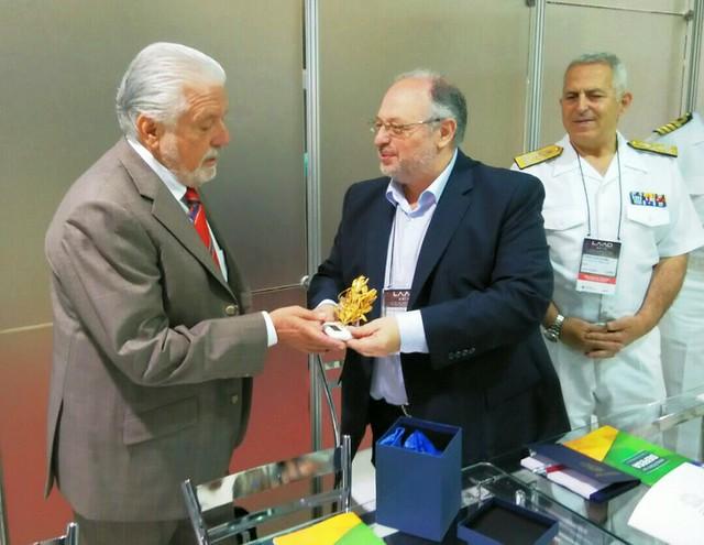 Επίσκεψη ΑΝΥΕΘΑ Κώστα Ήσυχου στη Βραζιλία