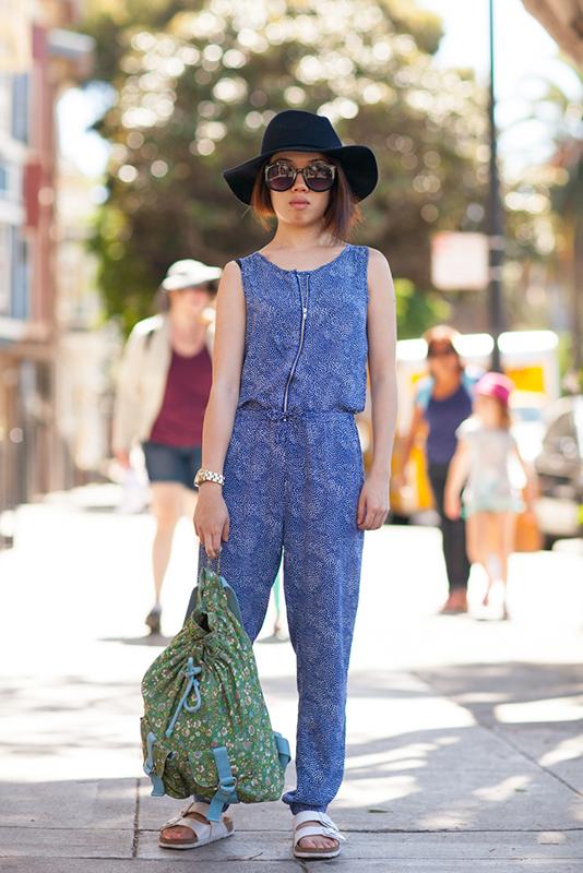 Sachi Quick Shots, San Francisco, Dolores Street, street fashion, street style, women