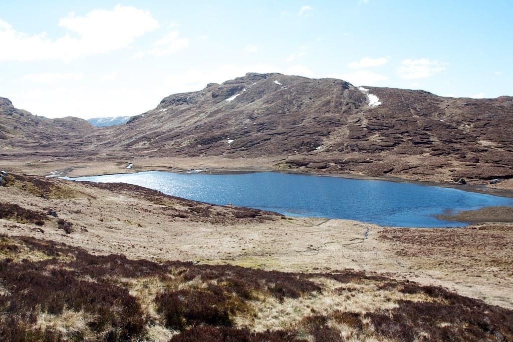 Lochan Ben Chabhair and Parlan Hill