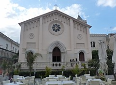 La bella Chiesa di Letojanni appena restaurata