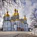 Dormition Cathedral - Pechersk Lavra (EXPLORE) by Bert Kaufmann
