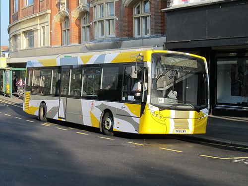 Yellow Buses 31