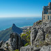 View from Table Mountain by hunkpretorius