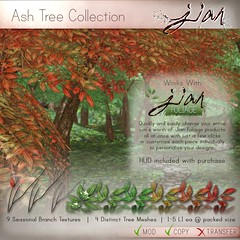 Jian - Ash Tree Collection (PREVIEW)
