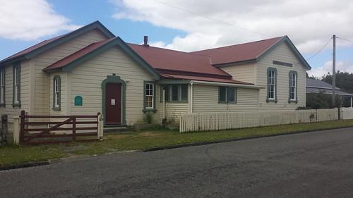 Hall in Eketahuna