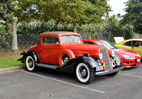 1934 Oldsmobile Coupe