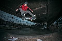 Josh Mayson - BS Flip @ Royal Oak, London