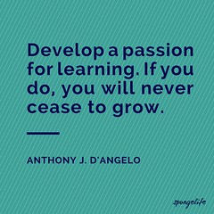 Develop a Passion for Learning #LTEC4440