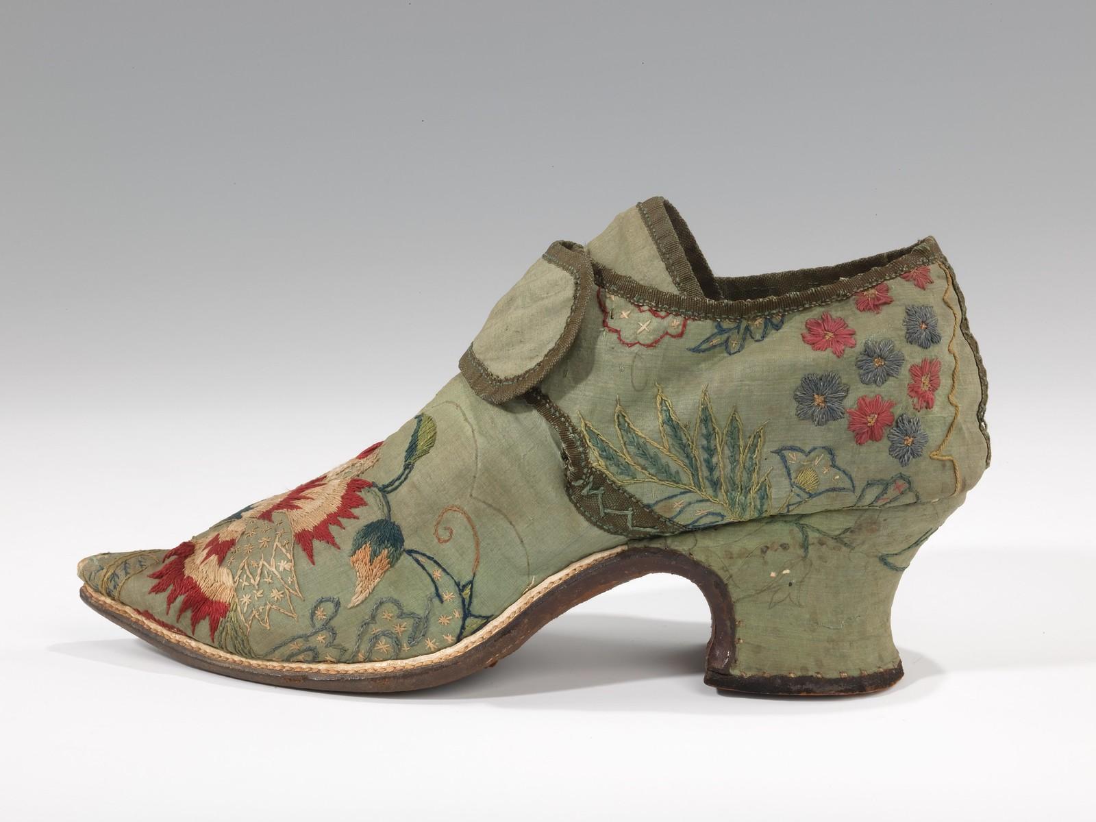 1749 British silk
