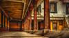 Tibet, at the monastery, traditional residential architecture (China), 06-2016, 19 (Vlad Meytin, vladsm.com)
