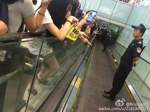 more BIGBANG arrival Shenzhen 2015-08-07 (40)