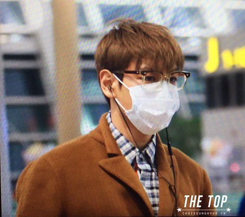 TOP - Incheon Airport - 05nov2015 - The TOP - 02