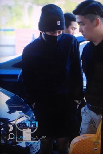 BIGBANG Departing Seoul to Osaka 2015-08-21 (86)